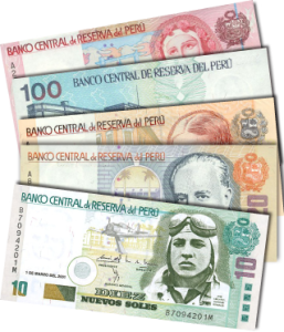 Be sure that your Peruvian bills are clean and free of any tears or damage as they may not be accepted by stores or vendors.
