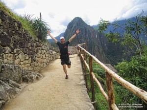 Physical Preparation for the Inca Trail to Machu Picchu