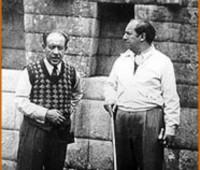 Pablo Neruda machu picchu