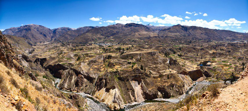 The Deepest Canyon in the World, Colca Canyon