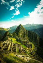 Machu Picchu - The magical city