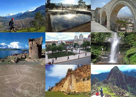 Top 5 Places to See in Peru in 2014 – Peru's Top Destinations for the Year