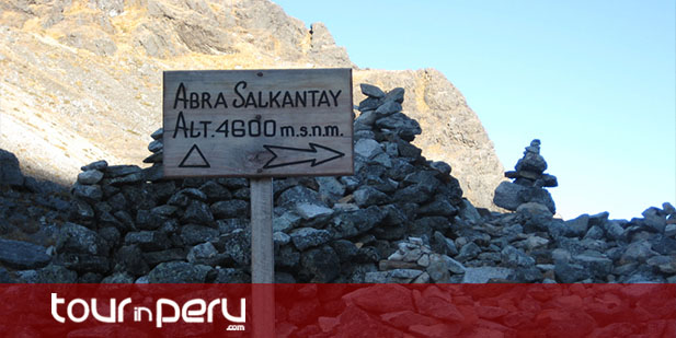 The challenge of the Salkantay Trek to reach Machu Picchu