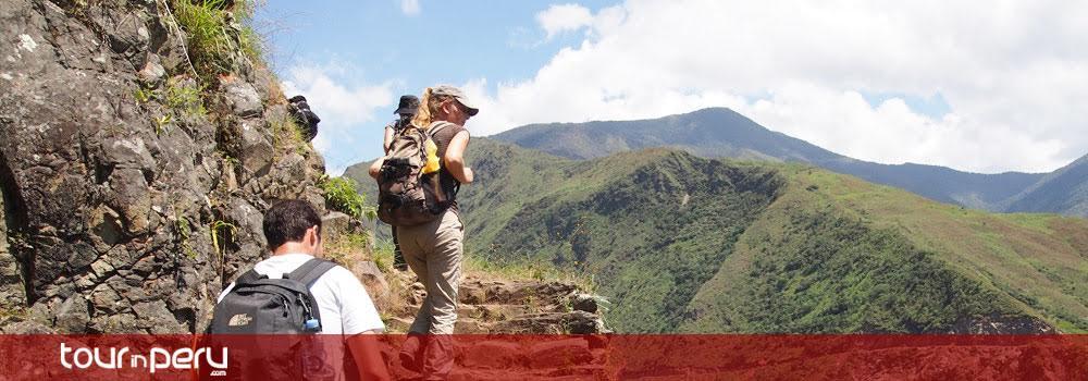 Short Inca Trail-Short trek to get to Machu Picchu
