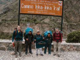Looking for the Inca Trail? Take TOUR IN PERU