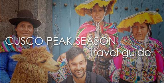 AUGUST-SEPTEMBER: PEAK SEASON for great tourism in the CUSCO region
